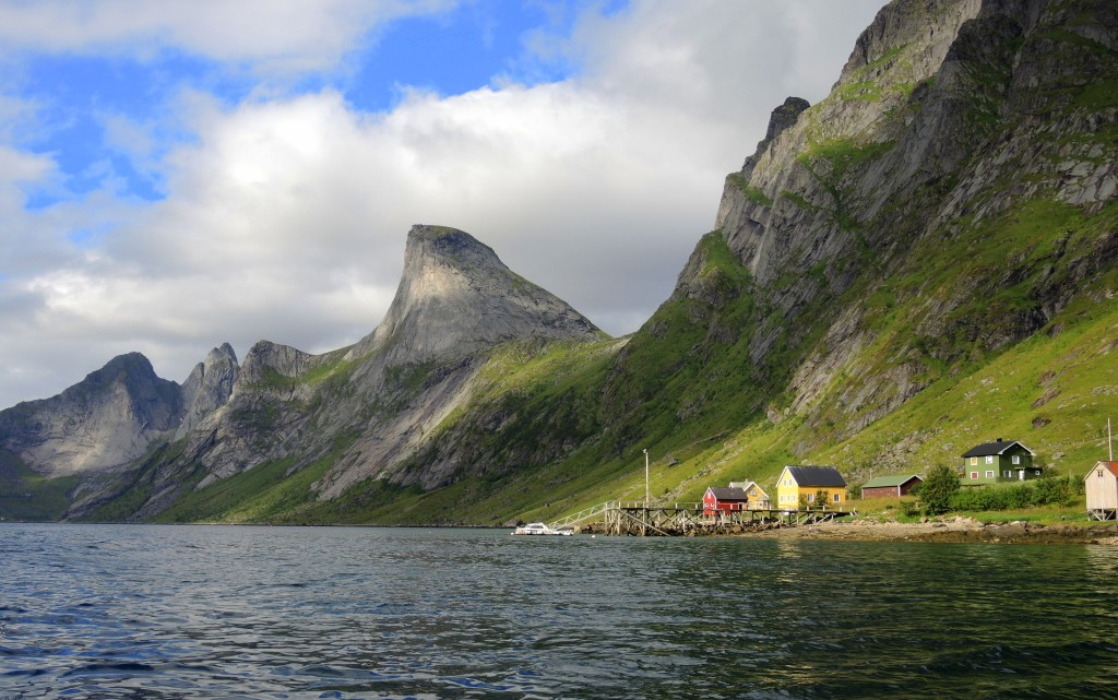 Rosted, nelle isole Lofoten